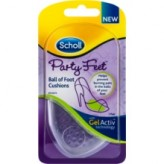 Party Feet Ultra Slim Gel Activ Scholl