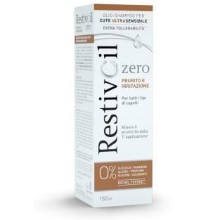 Olioshampoo Fisiologico Restivoil Zero Prurito e Irritazione - 150 ml