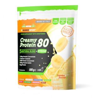 Creamy Protein 80 Banana Named Sport - 500 g