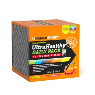 Named Sport Ultra Healty Daily Pack - 30 Buste