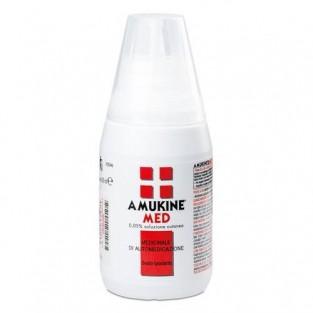 Amukine Med Soluzione Cutanea 0,05% - Flacone 250 ml