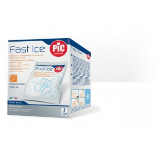 Ghiaccio Istantaneo Monouso Pic Fast Ice - 2 Buste