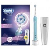 Spazzolino Elettrico Oral B Pro 750 Sensi UltraThin