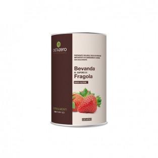 Bevanda al sapore di Panna e Fragola Dieta Zero - 400 gr