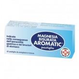 Magnesia Bisurata Aromatic - 40 Compresse