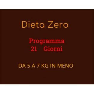 Programma dimagrante 21 giorni - Dieta Zero