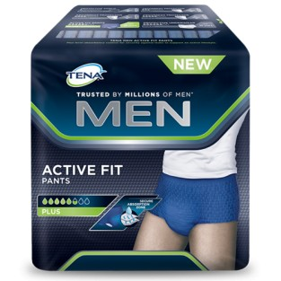 Tena Men Pants Active Fit - Misura L