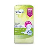 Tena Lady Discreet Mini Plus Wings - 16 Pezzi