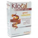 Kilocal Modi Slim Grassi e Carboidrati - 30 Compresse