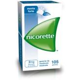 Nicorette 4 mg Nicotina - 105 Gomme Masticabili