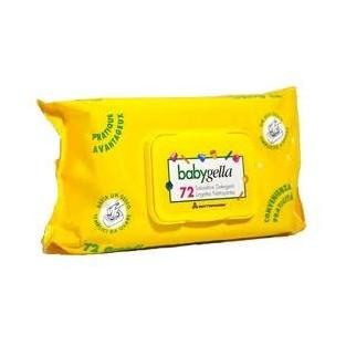 Salviettine detergenti Babygella - 72 pezzi