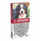 Advantix Spot On per Cani da 10 a 25 kg - 4 Pipette