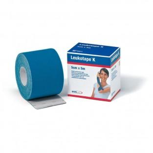 Leukotape K Taping Blu - 5x500 cm