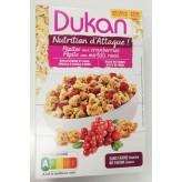 Pepite di Crusca d'avena ai frutti di bosco Dukan - 350 g