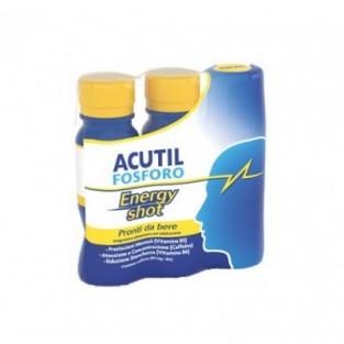 Acutil Fosforo Energy Shot - 3 Flaconcini