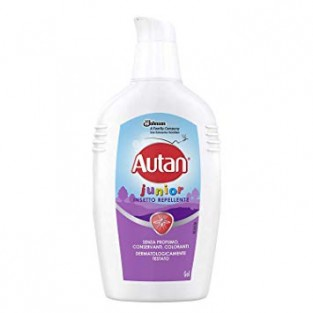 Autan Family Care Junior - 100 ml