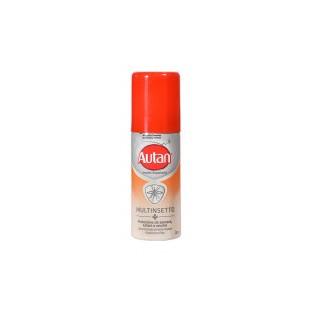 Autan Protect Plus Spray Secco - 50 ml