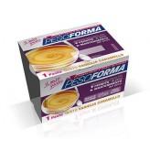 Coppa Pesoforma al gusto vaniglia e caramello - Tre coppe