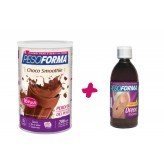 Pacchetto Pesoforma Choco Smoothie + DrenaExpress