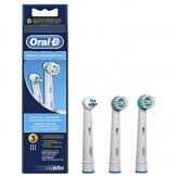 Testine di Ricambio Oral B Ortho Care Essentials - 3 pezzi