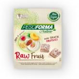 Pacchetto Pesoforma Nature Raw Fruit Bites - 5 Confezioni