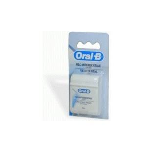 Filo interdentale cerato Oral B - 50 mt