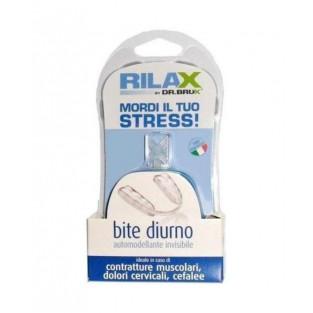 Bite Diurno Trasparente Rilax Dr Brux