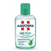 Amuchina Gel Igienizzante Mani con Aloe - 80 ml