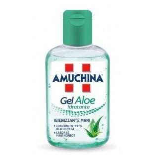 Amuchina Gel Igienizzante Mani con Aloe - 80 ml