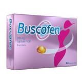 Buscofen 200 mg Ibuprofene - 24 Capsule Molli