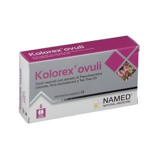 Kolorex Named - 6 Ovuli