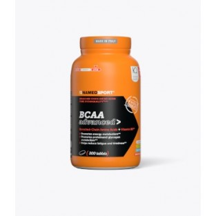 BCAA Advanced Named - 300 compresse