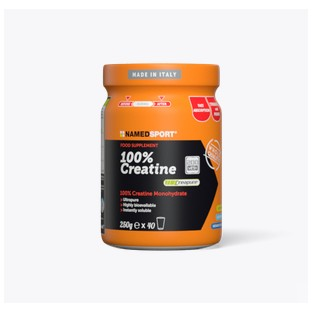 Named Sport 100% Creatine - Barattolo 250 g