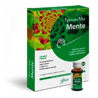 Natura Mix Advacend Mente - 10 Flaconcini