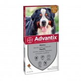 Advantix Spot On per Cani tra 40 e 60kg - 4 Pipette