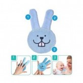 Mam Guanto Oral Care Rabbit