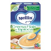 Crema con Mais e Tapioca Mellin - 200 g