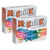 MagnifiKo Integratore Magnesio e Potassio - Doppia Confezione