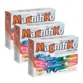MagnifiKo Integratore Magnesio e Potassio - Tripla Confezione