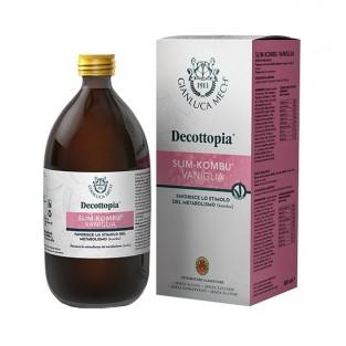 Slim Kombu Vaniglia Tisanoreica - 500 ml