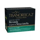 Tisanoreica 2 Bevanda al gusto di Stracciatella - 4 buste
