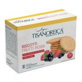 Biscotti ai Frutti Rossi Tisanoreica