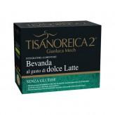 Bevanda al gusto di Dolce Latte Tisanoreica 2 - 4 buste