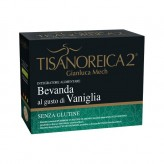 Tisanoreica 2 Bevanda al gusto di Vaniglia - 4 buste