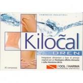 Kilocal Dren - 30 compresse