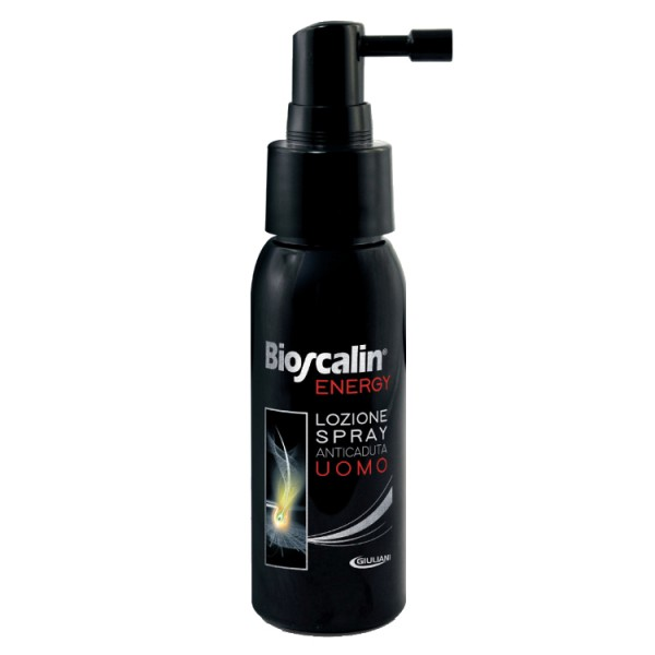 Bioscalin Energy Lozione Spray Anticaduta Uomo