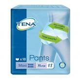Tena Pants Maxi XL - 10 pezzi