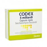 Codex 5 Miliardi - 30 Capsule Rigide 250 mg