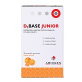 D3 Base Junior Caramelle gusto Arancia