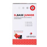 D3 Base Junior Caramelle gusto Frutti di Bosco